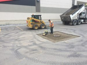 asphalt base work edmonton