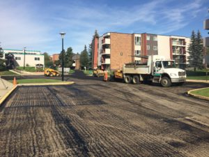 Asphalt Construction Edmonton